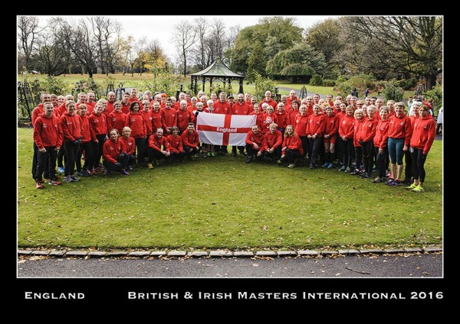 British and Irish Cross Country Masters